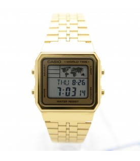 Casio A500WGA-9D Watch