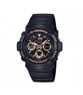 [Original] Casio G-Shock AW-591GBX-1A4 Standard Analog Digital Men Black Watch