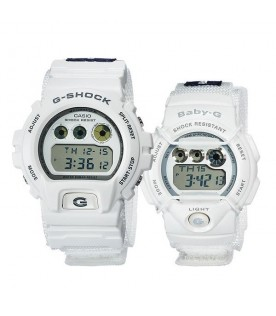 CASIO G-SHOCK & BABY-G Couple Watches LOV-16C-7D G Presents Lover's Collection