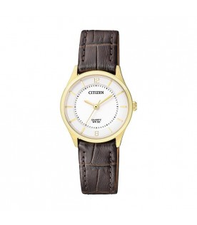 Citizen ER0203-00B Quartz Analog Ladies Watch