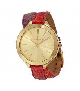 Michael Kors MK2390 Slim Runway Analog Ladies Watch