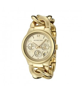 Michael Kors MK3131 Runway Chronograph Analog Ladies Watch