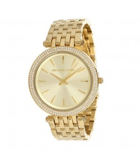 Michael Kors MK3191 Darci Gold Tone Stainless Steel Ladies Watch