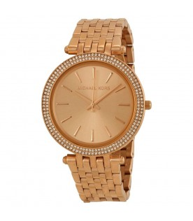 Michael Kors MK3192 Darci Rose Gold Tone Stainless Steel Ladies Watch