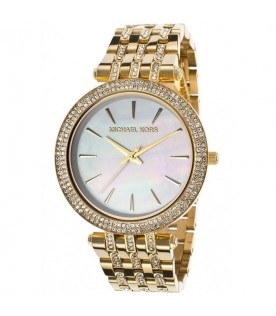 Michael Kors MK3219 Darci Gold Tone Stainless Steel Ladies Watch