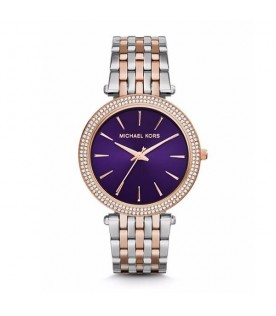 Michael Kors MK3353 Darci Two Tone Stainless Steel Ladies Watch