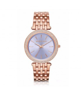 Michael Kors MK3400 Darci Rose Gold Tone Stainless Steel Ladies Watch
