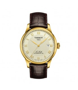Tissot T006.407.36.263.00 T-Classic LE LOCLE Powermatic 80 Men's Watch