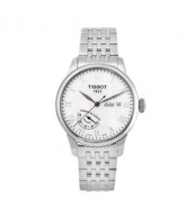 [Original] Tissot T006.424.11.263.00 Le Locle Stainless Steel MenSilver Watch