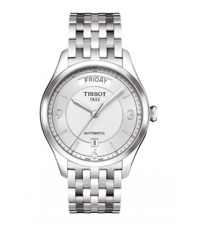 [Original] Tissot T038.430.11.037.00 Classic T-One Automatic Stainless Steel Watch
