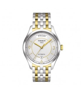 [Original] Tissot T038.430.22.037.00 T-Classic T-One Automatic MenGold Stainless Steel Watch