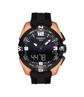 [Original] Tissot T091.420.47.207.00 T-Touch Expert Solar NBA Special Edition MenWatch