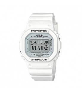 [Original] Casio G-Shock DW-5600MW-7D White Resin Digital Men Illuminator Fashion Watch