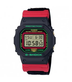 [Original] Casio G-Shock DW-5600THC-1D Christmas Color Special Winter Premium Model