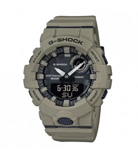 [Original] Casio G-Shock GBA-800UC-5A Utility Colors G-Squad Mobile Link Men Green Watch