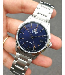 [Original] Orient FAC05002D0 Automatic Classic Blue Analog Stainless Steel Men Watch