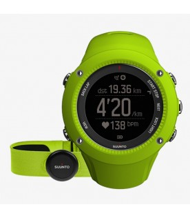 [Original] Suunto SS021261000 AMBIT3 RUN Lime Heart Rate Mobile Connection GPS Watch